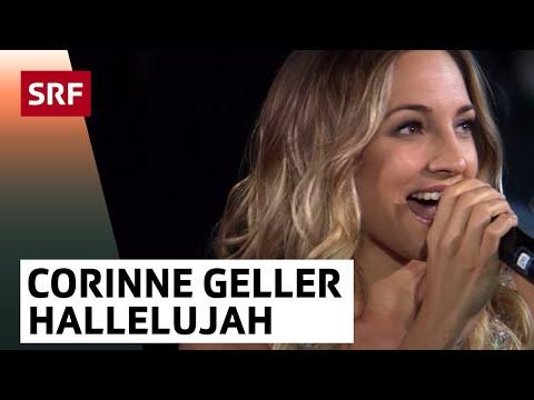 Corinne Gfeller - Hallelujah | Basel Tattoo 2017