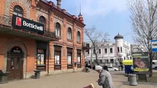Как строили больше 100 лет назад. Хабаровск