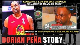 DORIAN PEÑA STORY: NAARESTO sa BUY-BUST OPERATION, TOTOO bang GUMAGAMIT ng DROGA? Gaano ba KAGALING?