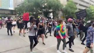 PROTEST AND HOUSTON TX | Share This