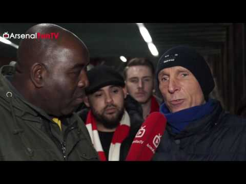 Arsenal 3 Stoke City 1 | Coquelin Is Everywhere says Lee