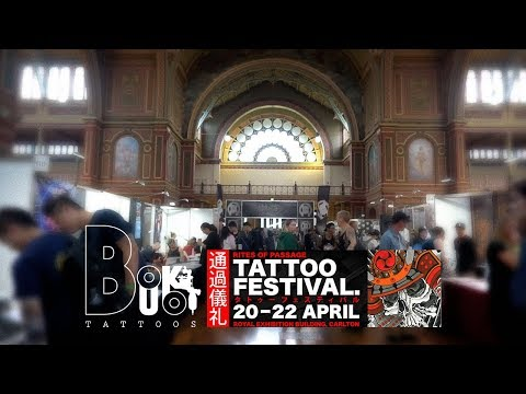 Rites Of Passage Tattoo Festival Melbourne 2018