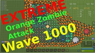 Zombs.io Wave 1000+ How to build | LeeZY | best solo base tips  tricks strategy | iXPLODE  Cookieguy