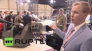 Russia: Kalashnikov presents remote-controlled combat module for speedboats