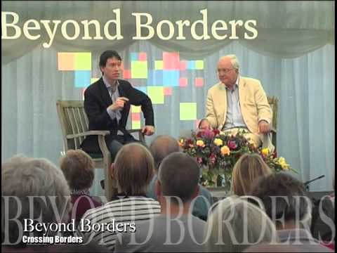 Beyond Borders International Festival - Session 4: Crossing Borders with Rory Stewart