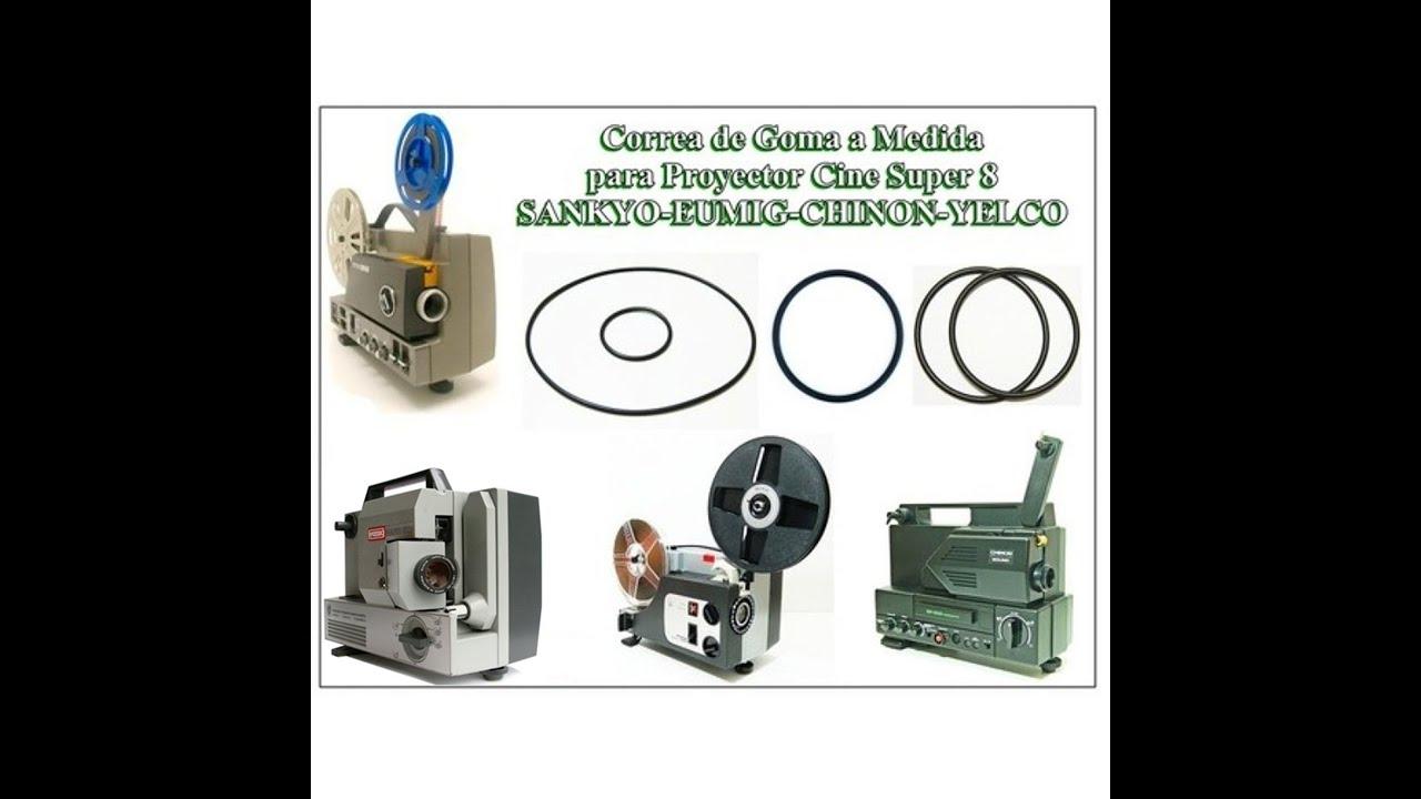 correas para proyectores de super 8 drive belt super 8 film rh youtube com Optical Projector Ceiling Mount Projector Screen