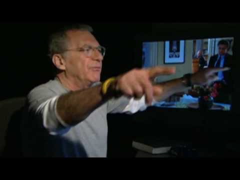 Sydney Pollack defends Widescreen format over Pan and Scan versions of movies 2005  HD720p