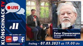 """""""Im Gespräch"""" mit Peter Zimmermann, Vorstand Strompool Probstei eG"""