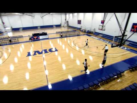 Full Court Shooting Drill - Team Warm Up Drills Series By IMG Academy Basketball Program (3 Of 3)