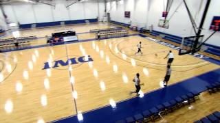 full court shooting drill team warm up drills series by img academy basketball program 3 of 3