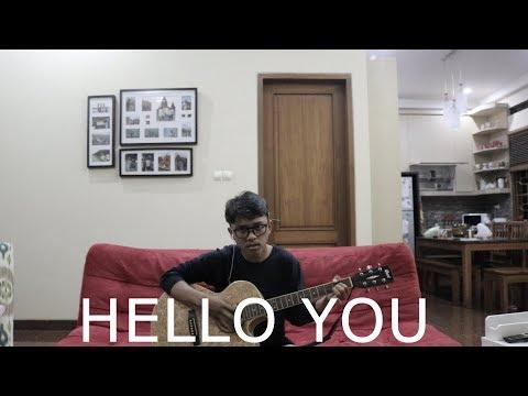 Iqbaal Ramadhan - Hello You (Cover)