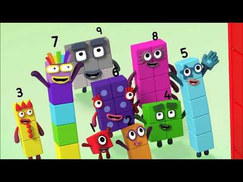 Numberblocks 1 10 Numberblocks Full Episodes Numberblocks Hide And Seek Learn To Count Cartoons
