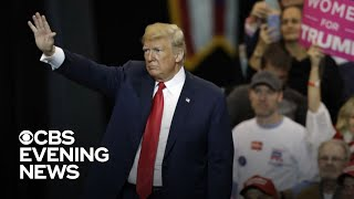 Trump campaign raising money off Mueller report summary