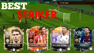 Which is best striker card in FIFA mobile 18 | comparing gameplay
