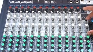 SoundCraft Signature 16 Mixer Live Sound Mixer SoundCraft Signature 16 # In Hindi