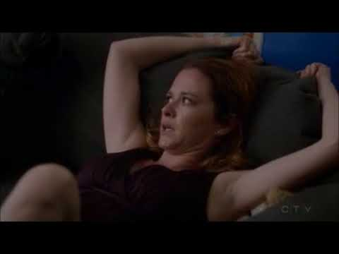 Grey's Anatomy 12x24 - When April Gives Birth To Harriet