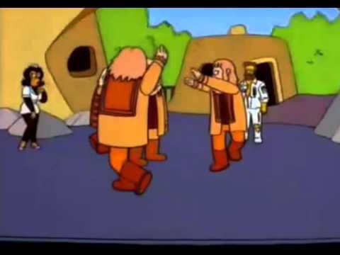 Dr Zaius Simpsons Latino