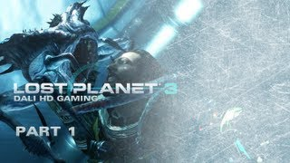 Lost Planet 3 PC Gameplay FullHD 1440p part 1