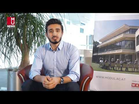 First impressions - My First Semester at MODUL University Vienna