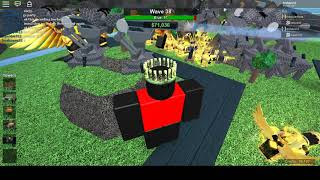 Tower Battles (With gc and gs) Roblox