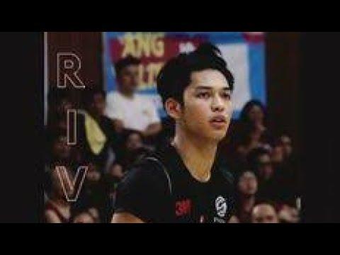 Ricci Rivero  - A Cut Above The Rest In PCCL UP V NAGA College
