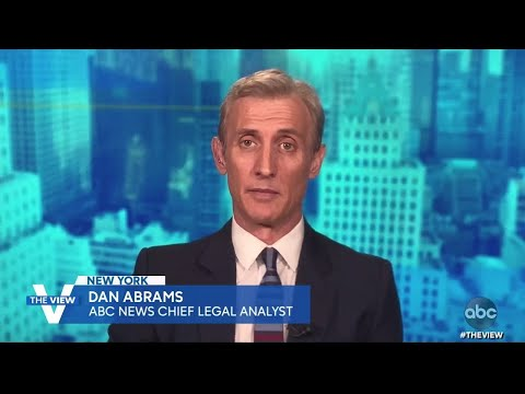 """Dan Abrams Says """"All Signs Point to a Likely Indictment' in Trump Investigation 
