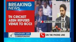 TNCA Refuses Venue To BCCI;21 State Association Accept Reforms