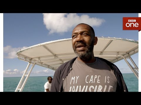 Lenny Henry visits Barbuda after Hurricane Irma - Lenny Henry: The Commonwealth Kid - BBC One