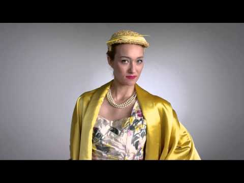 100 jaar mode in 2 minuten!
