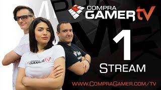 Emisión en directo de Compra Gamer