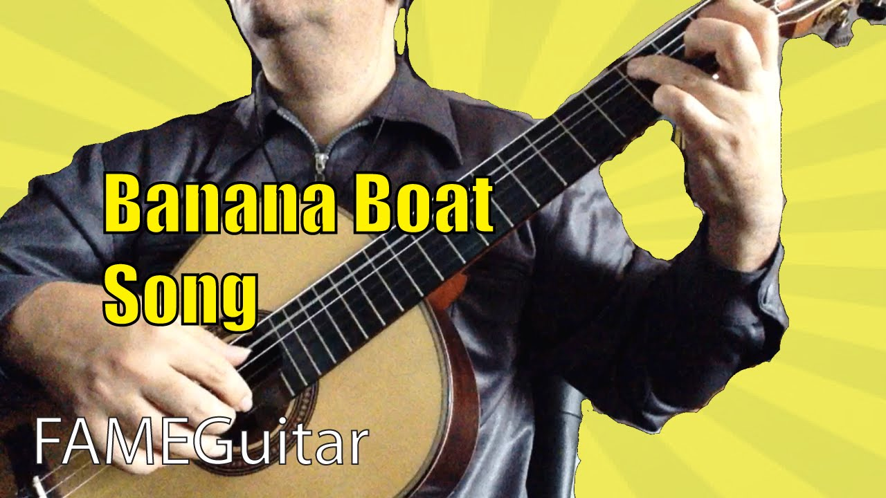 The banana boat song acoustic guitar classic fingerstyle youtube the banana boat song acoustic guitar classic fingerstyle hexwebz Image collections