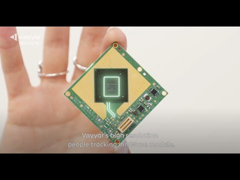 Igniting Intelligence: Vayyar launches high-resolution mmWave...