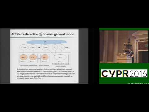 Learning Attributes Equals Multi-Source Domain Generalization