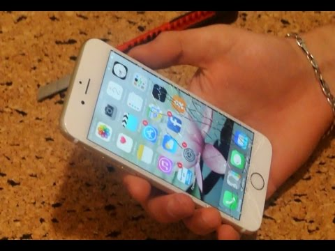 Ремонт iPhone 6 замена стекла