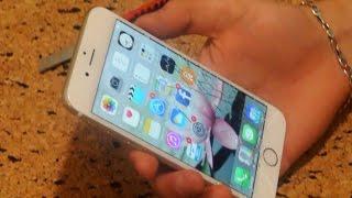 Ремонт iPhone 6 замена стекла(, 2014-12-08T07:40:01.000Z)