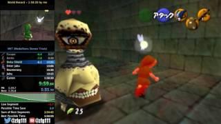 Ocarina of Time MST Speedrun in 1:57:30