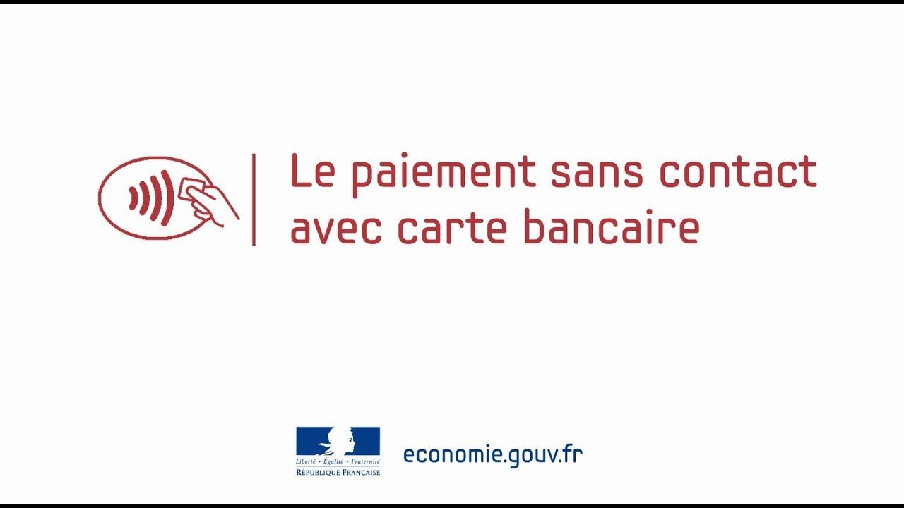 Le Paiement Sans Contact Comment Ca Marche Ministeres De Bercy