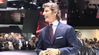 The new Lamborghini Huracán at 2014 Geneva Motor Show: Highlights