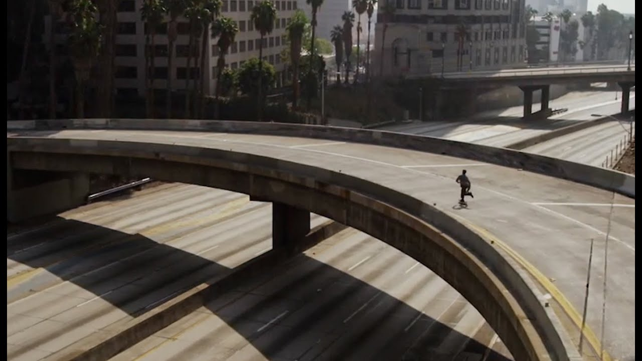 Skateboarding In A Global Pandemic | COVID-19 Los Angeles