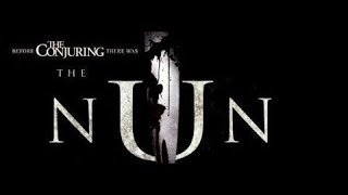 The NUN Horror Movie (conjuring 3)