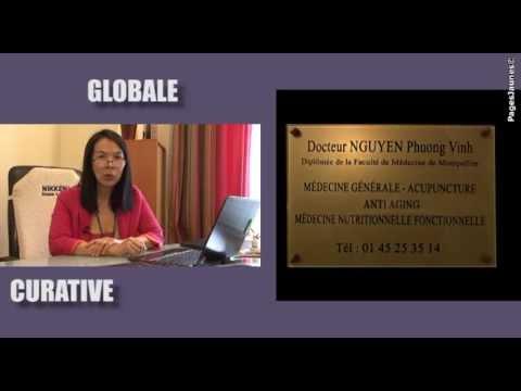 Centre Acupuncteur Paris Cabinet Nguyen Phuong Vinh