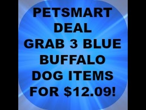 grab 3 blue buffalo items for just 1209 w high value printable coupon