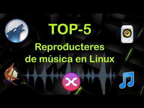 Reproductores de musica para ubuntu TOP-5