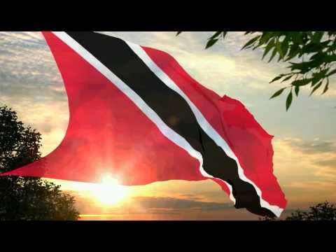 Flag and anthem of Trinidad and Tobago