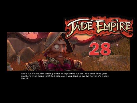 Let's Play Jade Empire - Part 28 - Sir Roderick