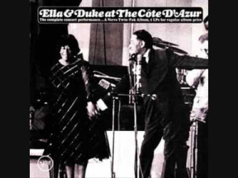 Ella Fitzgerald & Duke Ellington  It Dont Mean A Thing If It Aint Got That Swing