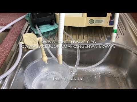 Deep Cleaning KANGEN SD501