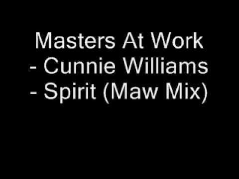 Masters At Work - Cunnie Williams - Spirit (Maw Mix)