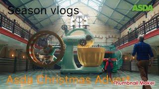 Asda Christmas 2017 Advert