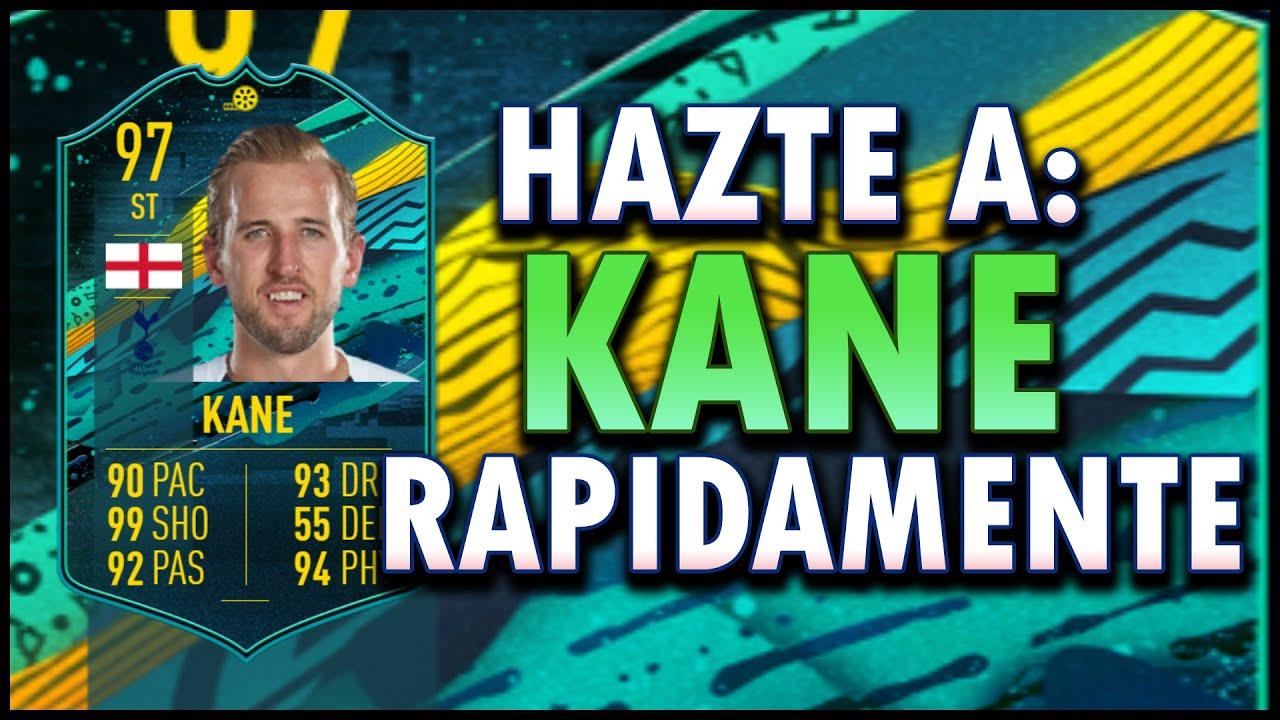 COMO CONSEGUIR A HARRY KANE MOMENTS MUY FACIL RAPIDO EN FIFA 20   Kane Moments Guia